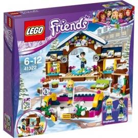 LEGO® Friends - 41322 Eislaufplatz im Wintersportort