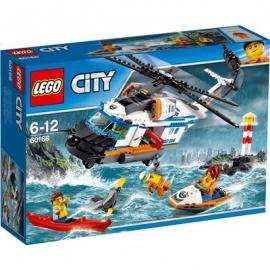 LEGO® City Küstenwache - 60166 Seenot-Rettungshubschrauber