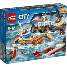 LEGO® City Küstenwache - 60167 Küstenwachzentrum