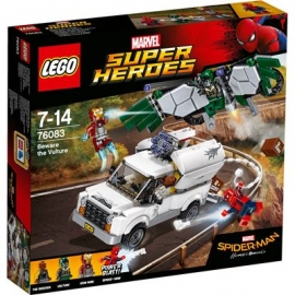 LEGO® Marvel Super Heroes - Marvel Spider-Man - 76083 Hüte dich vor Vulture