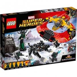 LEGO® Marvel Super Heroes - Marvel Spider-Man - 76084 Das ultimative Kräftemessen um Asgard