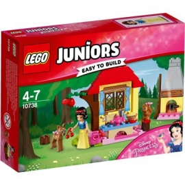 LEGO® Juniors - 10738 Schneewittchens Waldhütte
