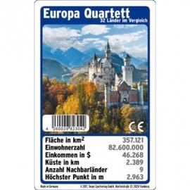 Teepe Sportverlag - Europa Quartett