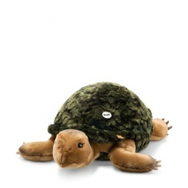 Steiff - Kuscheltiere - Wildtiere - Slo Schildkröte, grün, 70cm
