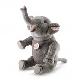 Nelly Elefant 28 Alpaca Grau