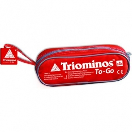 Goliath Toys - Triominos To Go 17
