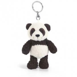 NICI - Wild Friends Schlüsselanhänger Panda Yaa Boo, 10 cm