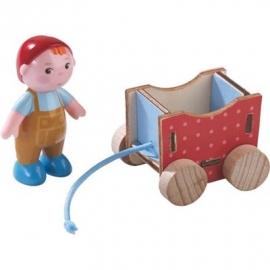 HABA® - Little Friends - Biegepuppe Baby Casimir