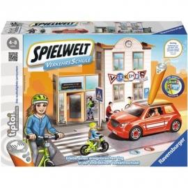 Ravensburger Spiel - tiptoi - Spielwelt Verkehrsschule