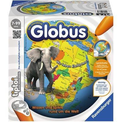 Ravensburger Spiel - tiptoi - Der interaktive Globus