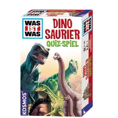 KOSMOS - WAS IST WAS - Dinosaurier Quiz-Spiel