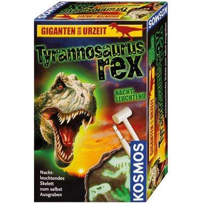 KOSMOS - Ausgrabungsset Nachtleuchtender T - Rex