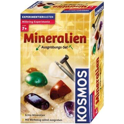 KOSMOS - Ausgrabungsset Mineralien