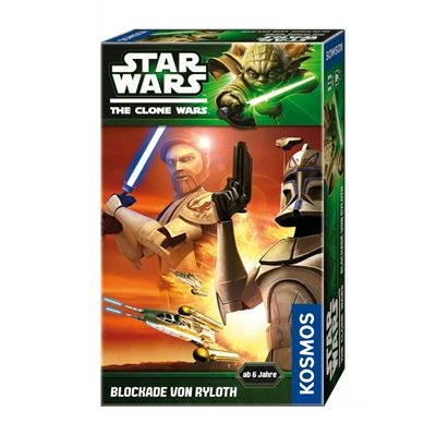 KOSMOS - Star Wars: The Clone Wars&trade -  - Blockade von Ryloth