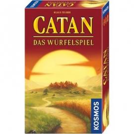 KOSMOS - Catan - Das Würfelspiel Mitbringspiel