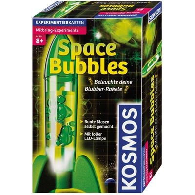 KOSMOS - Mitbringexperiment Space Bubbles