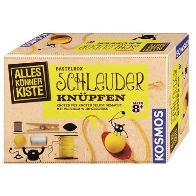 KOSMOS - Alles Könner Kisten - Schleuder knüpfen