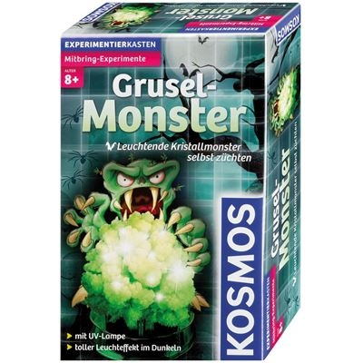 KOSMOS - Mitbringexperiment Grusel-Monster