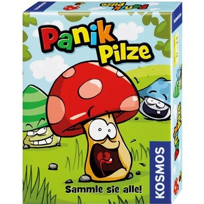 KOSMOS - Panik-Pilze