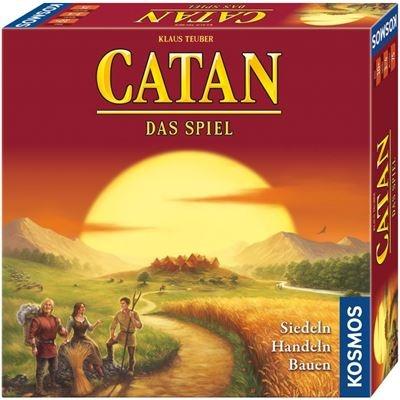 KOSMOS - Catan - Das Spiel