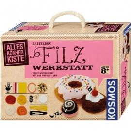 KOSMOS - Alles Könner Kisten - Filzwerkstatt