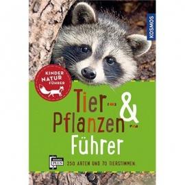 KOSMOS - Tier- und Pflanzenführer. Kindernaturführer