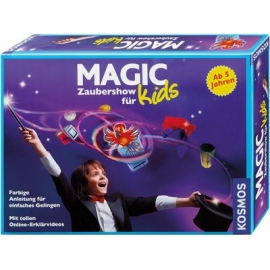 KOSMOS - Magic Zaubershow für Kids