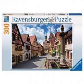 Ravensburger Puzzle - Rothenburg ob der Tauber, 500 Teile