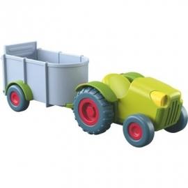 HABA® - Little Friends - Traktor mit Anhänger