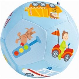 HABA® - Babyball Fahrzeug-Welt