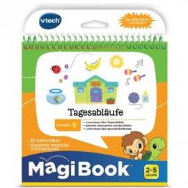 VTech - MagiBook Lernstufe 1 - Tagesabläufe