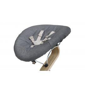 Hochstuhl Baby Matratze Dark grey/Sand