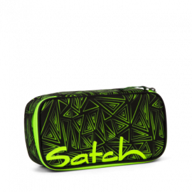 satch Schlamperbox - Green Bermuda