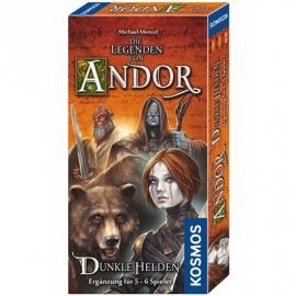 KOSMOS - Die Legenden von Andor - Dunkle Helden