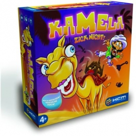 HCM Kinzel - Kamela zick nicht
