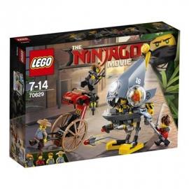 LEGO® Ninjago Movie - 70629 - Piranha-Angriff