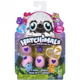 Spin Master - Hatchimals Colleggtibles S2 4 Pack plus Bonus