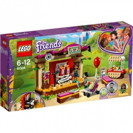 LEGO® Friends - 41334 Andreas Bühne im Park