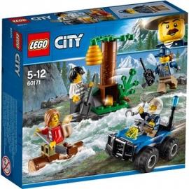 LEGO® City - 60171 Verfolgung durch die Berge