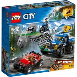 LEGO® City - 60172 Verfolgungsjagd auf Schotterpisten