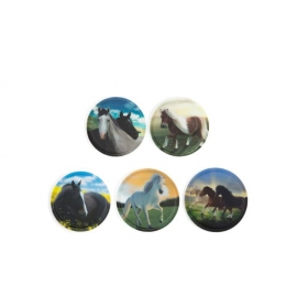 ergobag Kletties - Wilde Pferde