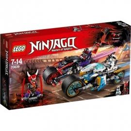 LEGO NINJAGO - 70639 Straßenrennen des Schlangenjaguars