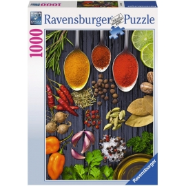 Ravensburger Puzzle - Allerlei Gewürze, 1000 Teile