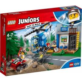 LEGO® Juniors - 10751 Gebirgspolizei auf Verfolgungsjagd