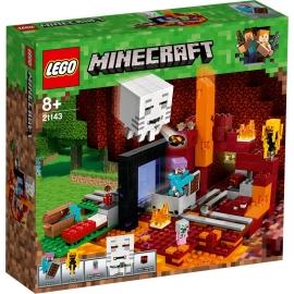 LEGO® Minecraft - 21143 Netherportal