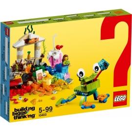 LEGO® Brand Campaign - 10403 Spaß in der Welt