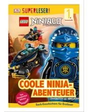 SUPERLESER! LEGO® NINJAGO® Coole Ninja-A