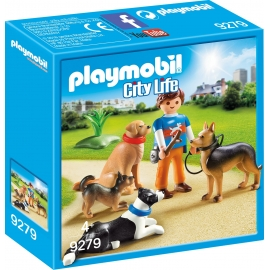 PLAYMOBIL 9279 - City Life - Hundetrainer