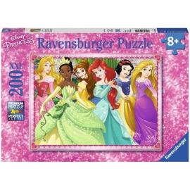 Ravensburger Puzzle - Die Disney™ Prinzessinnen, 200 XXL-Teile