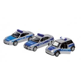 Goki - Polizei, 1:34-39, Spritzguß